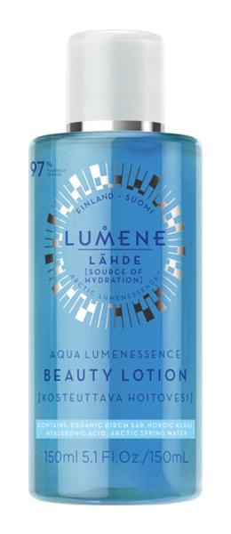 Купить Лосьон для лица Lumene Lahde Aqua Lumenessence Beauty Lotion 150 мл