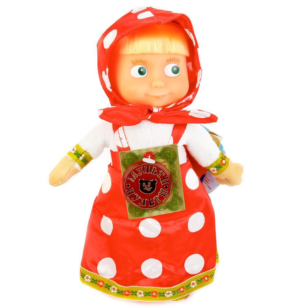 Мягкая игрушка Мульти-Пульти Маша 22 см (м/ф маша и медведь)