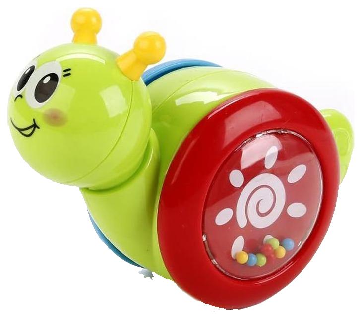 Развивающая игрушка Умка Улитка каталка-погремушка B1609245-R