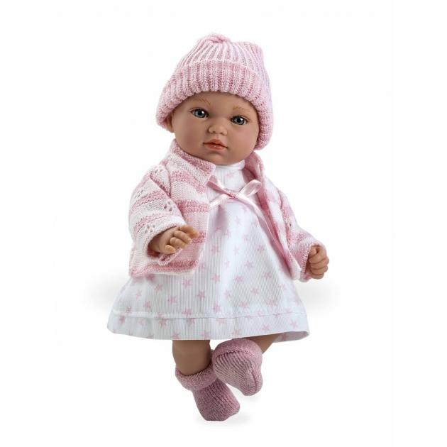 Купить Пупс розовый 28 см Arias Т11080, Пупсы