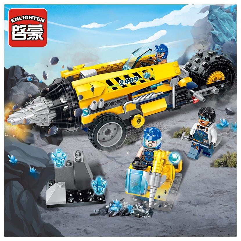 Купить Конструктор Brick Kyanite Squad 238 деталей BRICK2409, Конструкторы пластмассовые