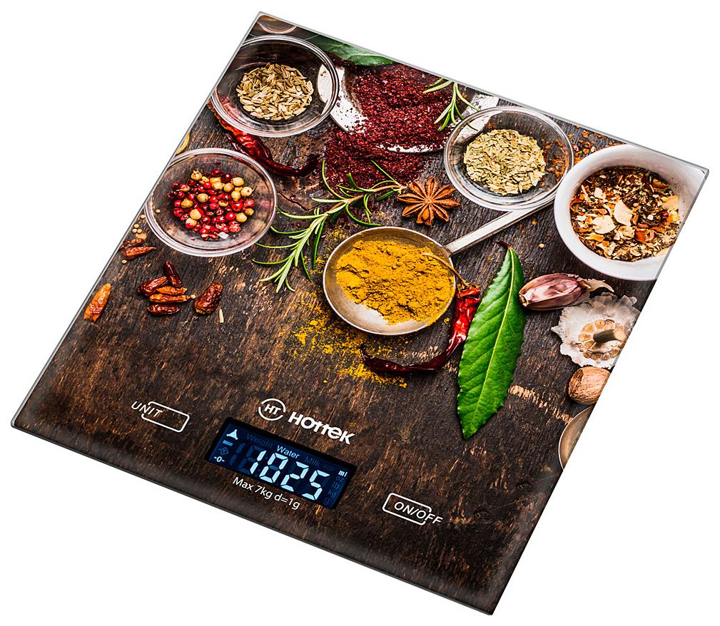 Весы кухонные Hottek HT 962 022