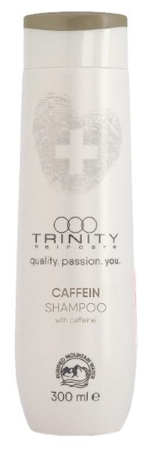 Шампунь Trinity Hair Care Therapies Caffein 300 мл фото