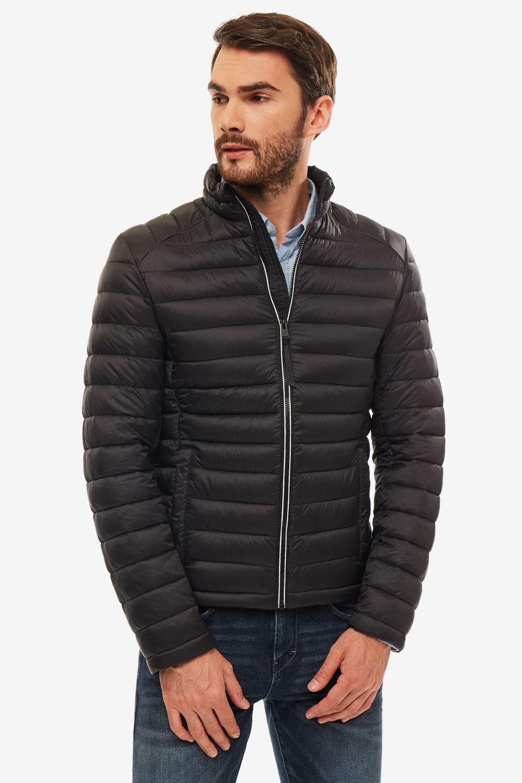 Куртка мужская TOM TAILOR черная фото
