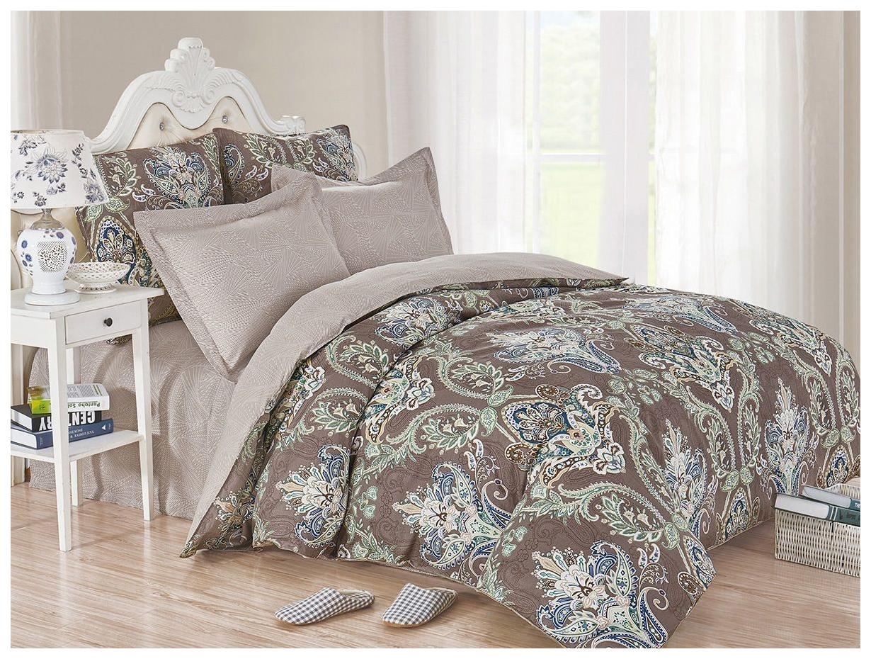 Постельное белье Satin de\' Luxe Cleo 456-SK 2-спальное
