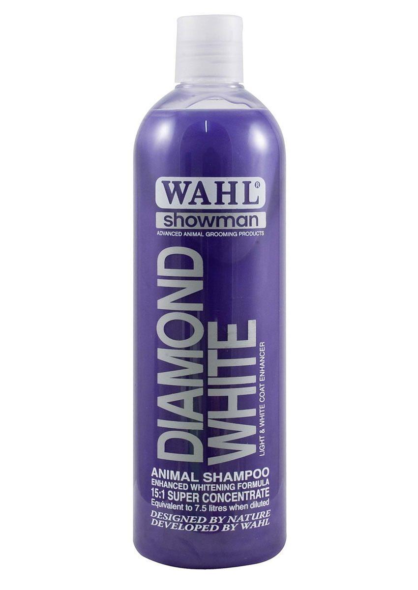Концентрированный шампунь для животных светлых окрасов Wahl Diamond