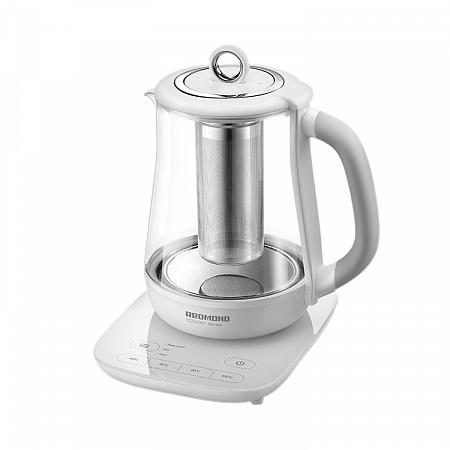Чайник электрический Redmond RK G1304D White