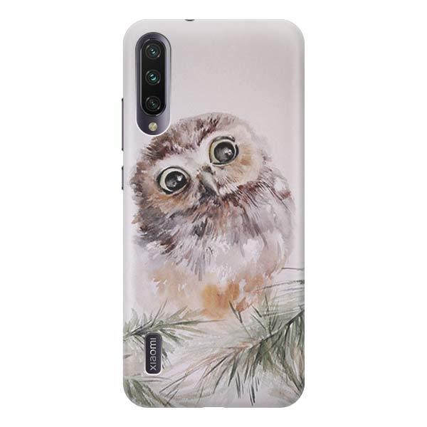 Чехол Gosso Cases для Xiaomi Mi A3 «Совенок»