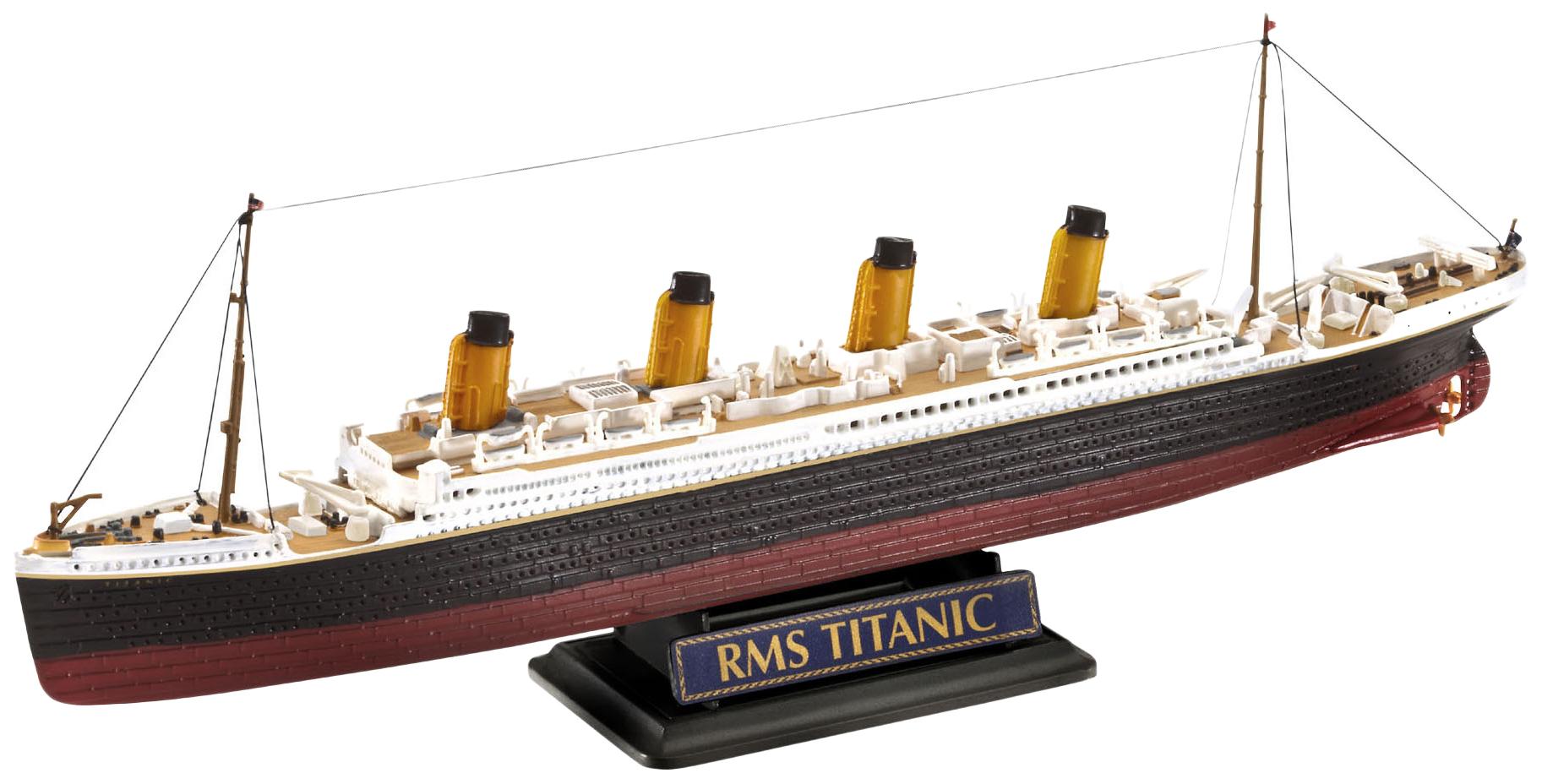 Купить Сборная модель корабля Титаник , 1:600 Revell, Модели для сборки