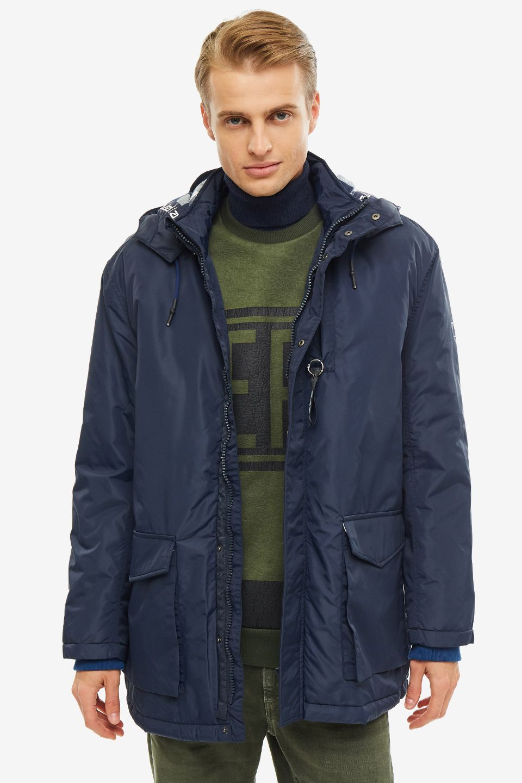 Куртка мужская Pepe Jeans PM402143.594 синяя S