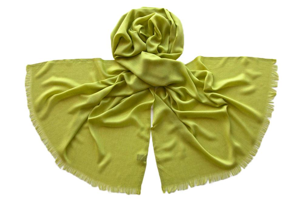 Палантин женский Tranini 1746 желтый