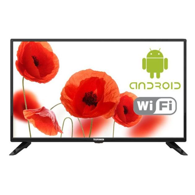 LED телевизор HD Ready Telefunken TF-LED32S03T2S-SMART