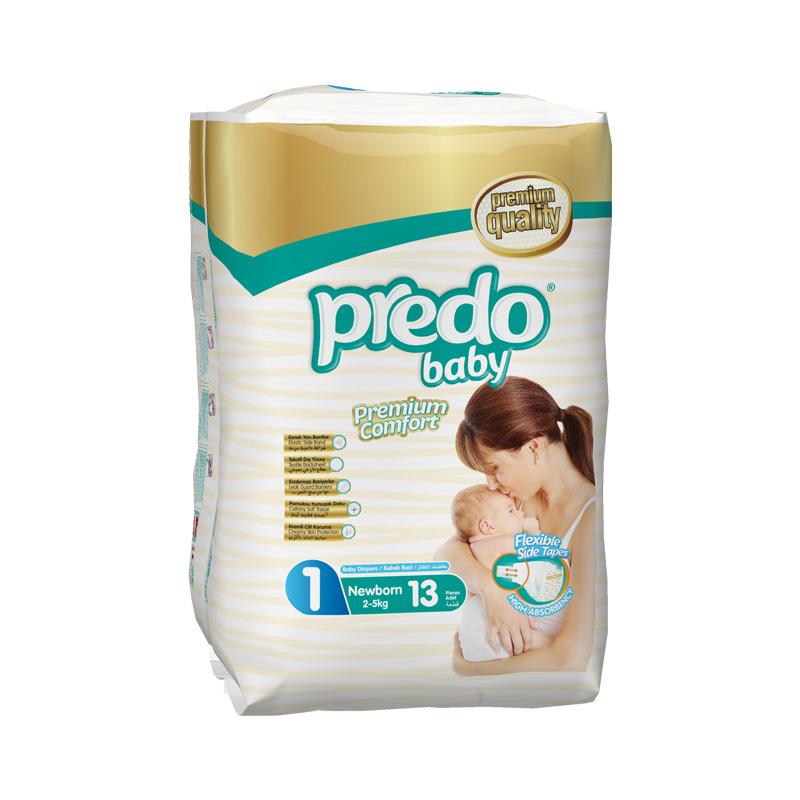 Подгузники Predo Baby Стандартная пачка (13 шт.)
