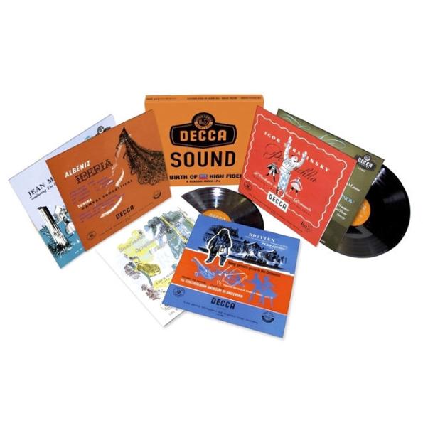 Сборник Decca Sound - Mono Years (6LP) по цене 10 990