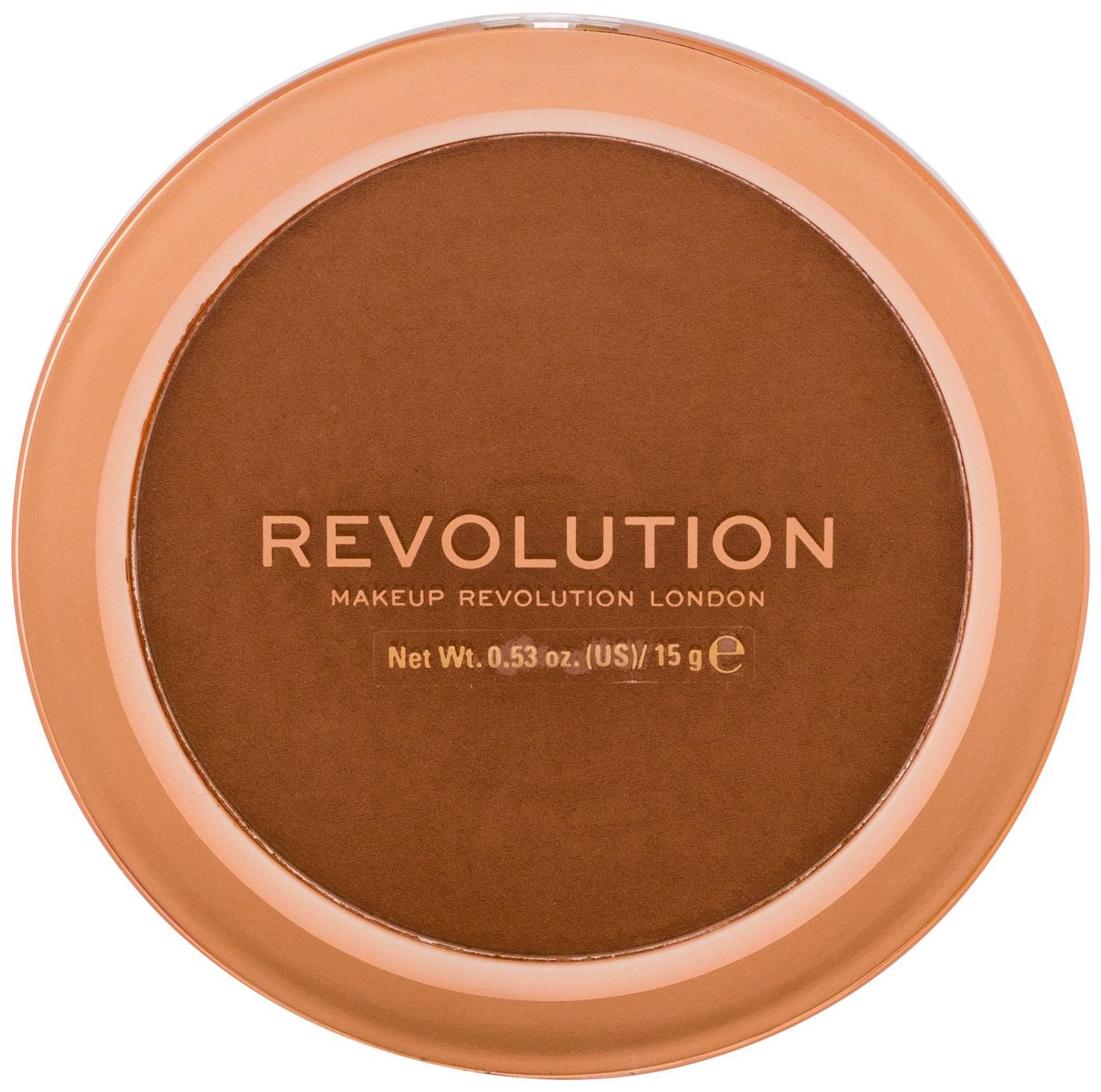 Бронзер Makeup Revolution Mega Bronzer 15