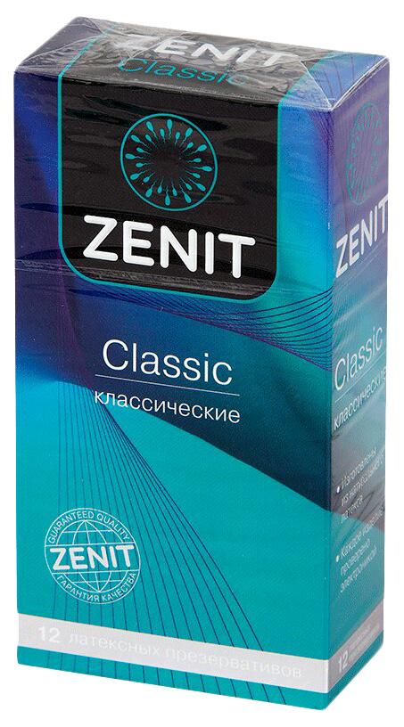 Презервативы Зенит классические 12 шт.
