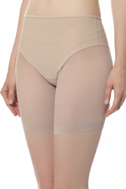 Панталоны женский YSABEL MORA 19613 SHAPING SHORTS бежевый M