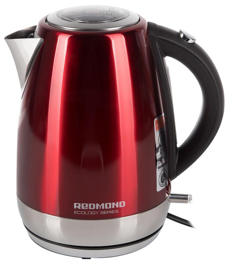 Чайник электрический Redmond RK M1791 Red/Black