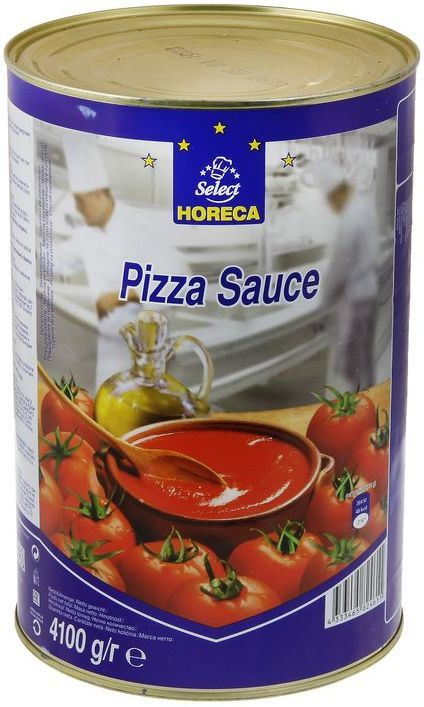 Соус Horeca томатный для пиццы с зеленью 4.1 кг