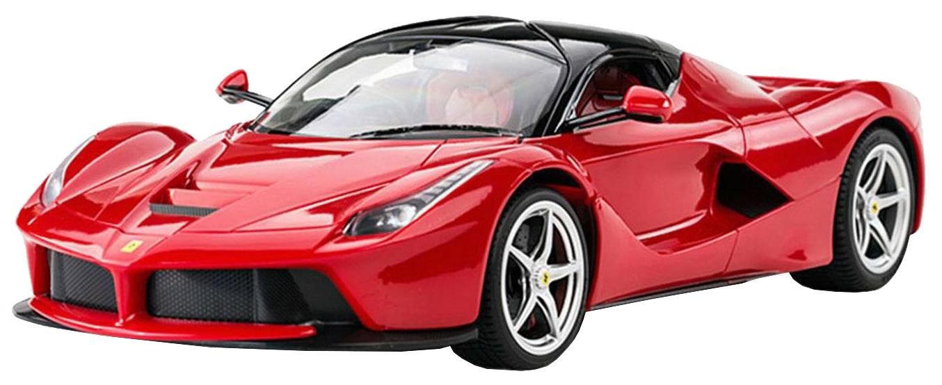 Купить Радиоуправляемая машинка Rastar Ferrari LaFerrari красная 50100R, Радиоуправляемые машинки