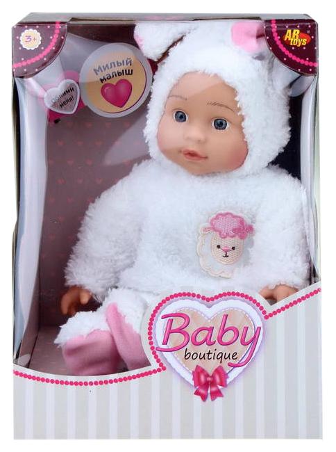 Кукла ABtoys Baby boutique 33 см PT-00964