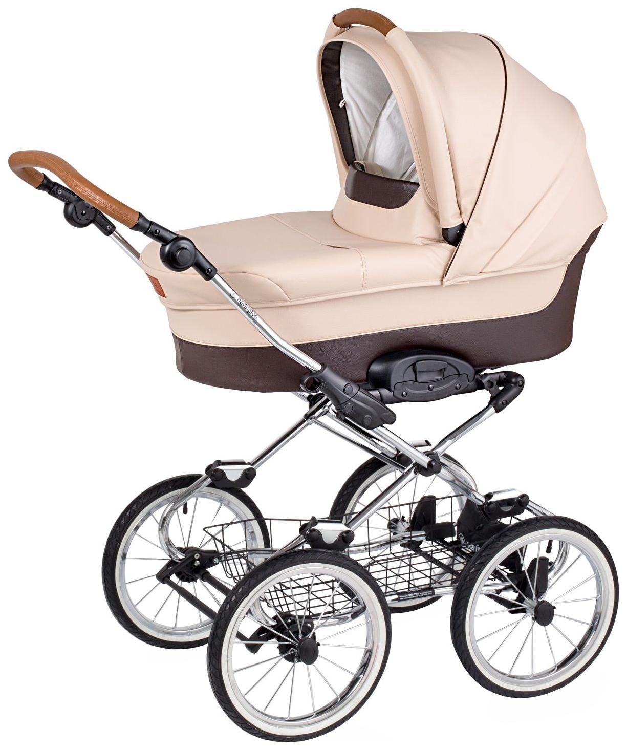 Купить Caravel 14, Коляска 2 в 1 Navington Carаvel колеса 14 Royal Sand, Детские коляски 2 в 1
