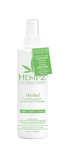 Кондиционер для волос Hempz Herbal Healthy Hair Fortifying Leave-In Conditioner #and# Restyler