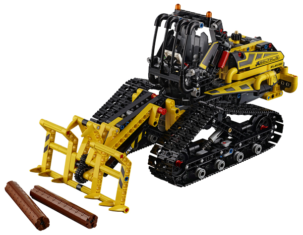 Конструктор LEGO Technic 42094 Гусеничный погрузчик фото