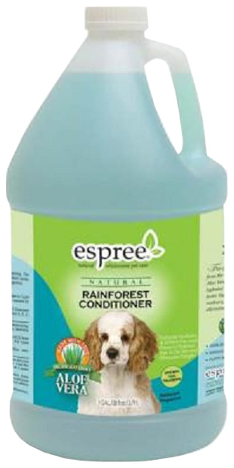 Кондиционер для кошек и собак Espree Scent Renewal Rainforest джунгли 379 л.