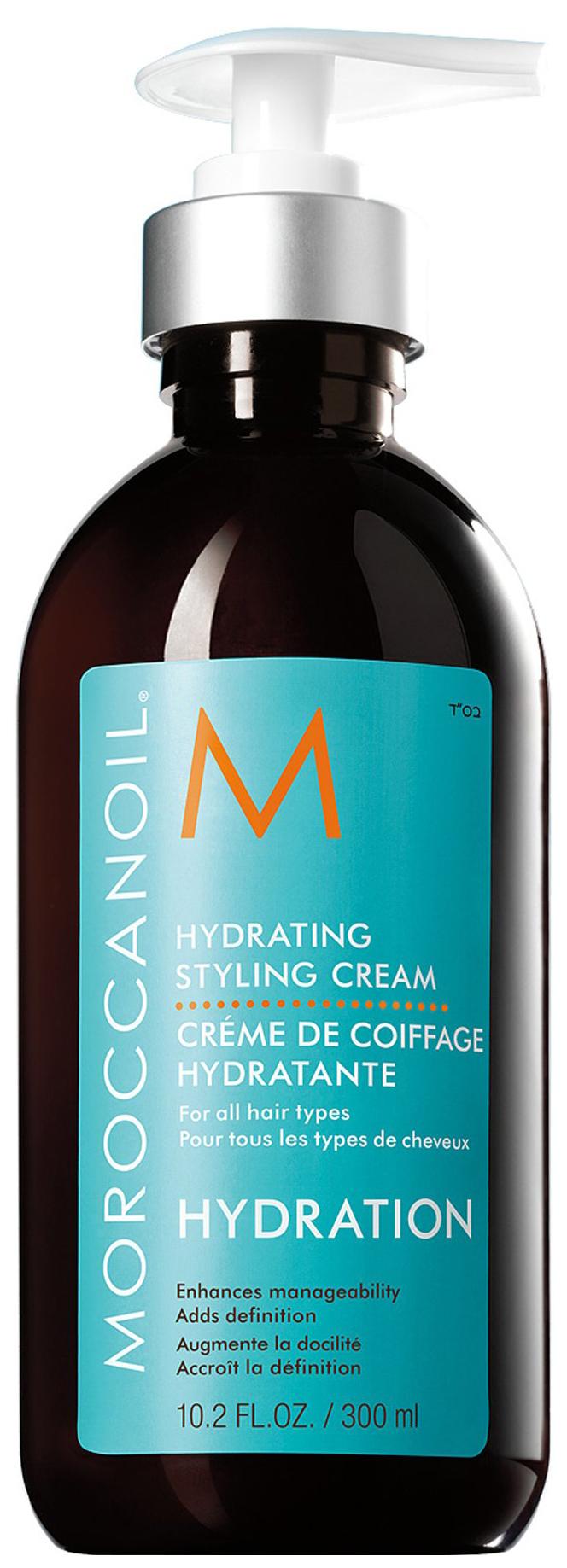 Крем для волос Moroccanoil Hydrating Styling Cream