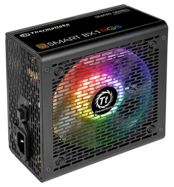 Блок питания компьютера Thermaltake ATX Thermaltake Smart BX1 RGB 550W фото