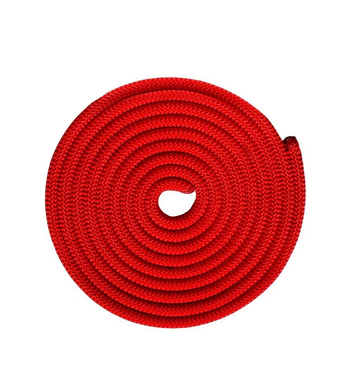 Скакалка гимнастическая Jabb AB251 красная 300 см