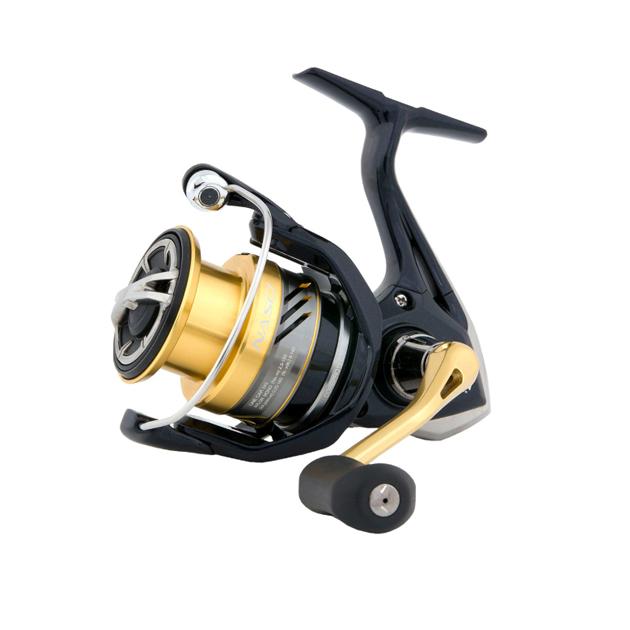 Рыболовная катушка безынерционная Shimano 16 Nasci 3000 FB