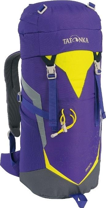 Туристический рюкзак Tatonka Wokin 11 л лиловый