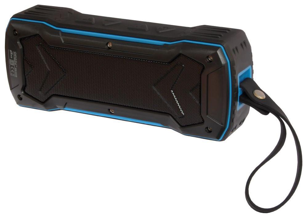 Беспроводная акустика Ginzzu GM 874B Black