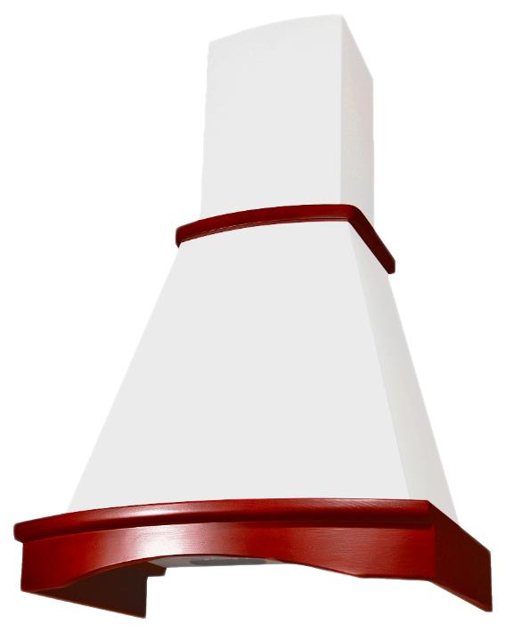 Вытяжка купольная Elikor Ротонда 60П-650-П3Л Beige/Brown