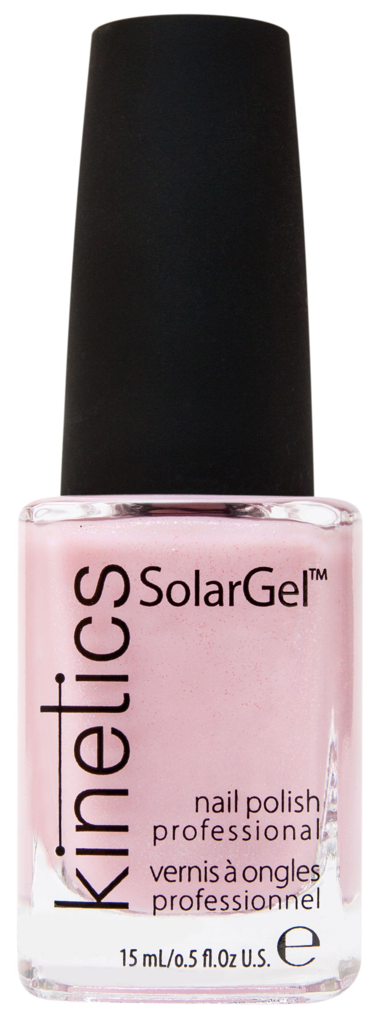 Лак для ногтей Kinetics SolarGel Polish 190 Pink Twice 15 мл