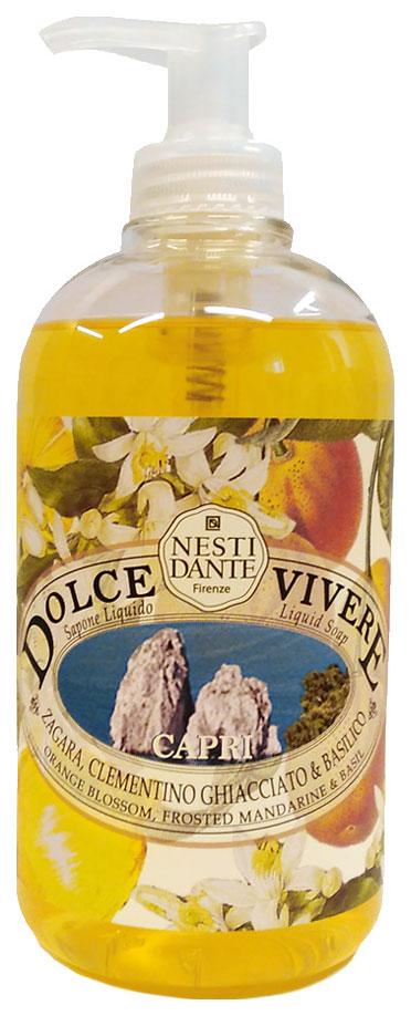 Жидкое мыло Nesti Dante Capri Liquid Soap