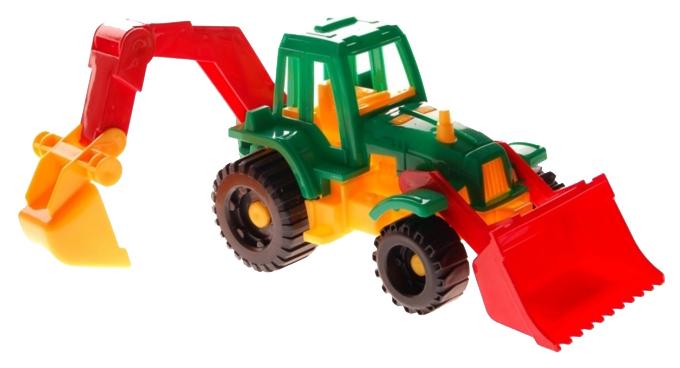 Купить Машинка пластиковая Нордпласт Р41511 Разноцветный, НОРДПЛАСТ, Игрушечные машинки