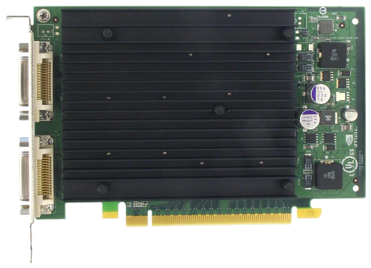 Видеокарта PNY nVidia Quadro NVS 440 (VCQ440NVS