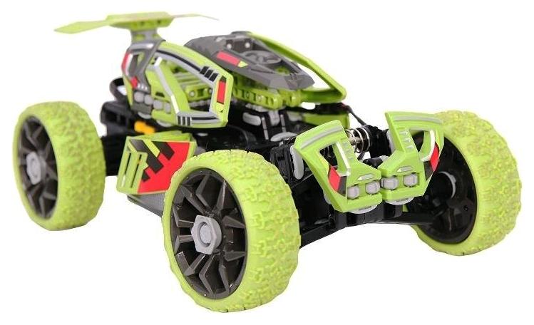 Купить Радиоуправляемая машинка-конструктор SDL Racers Outdoor Challenger Зеленый, Радиоуправляемые машинки
