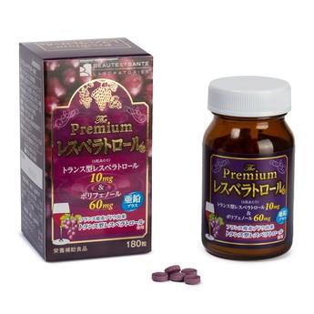 Купить Биологически активная добавка «Премиум-Ресвератрол», 180 таблеток, Infinity