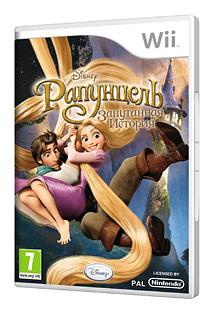 Игра Рапунцель. Запутанная история для Nintendo Wii