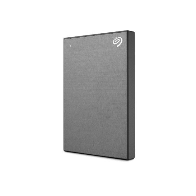 Внешний диск HDD Seagate Backup Plus Slim 2TB Grey (STHN2000406)