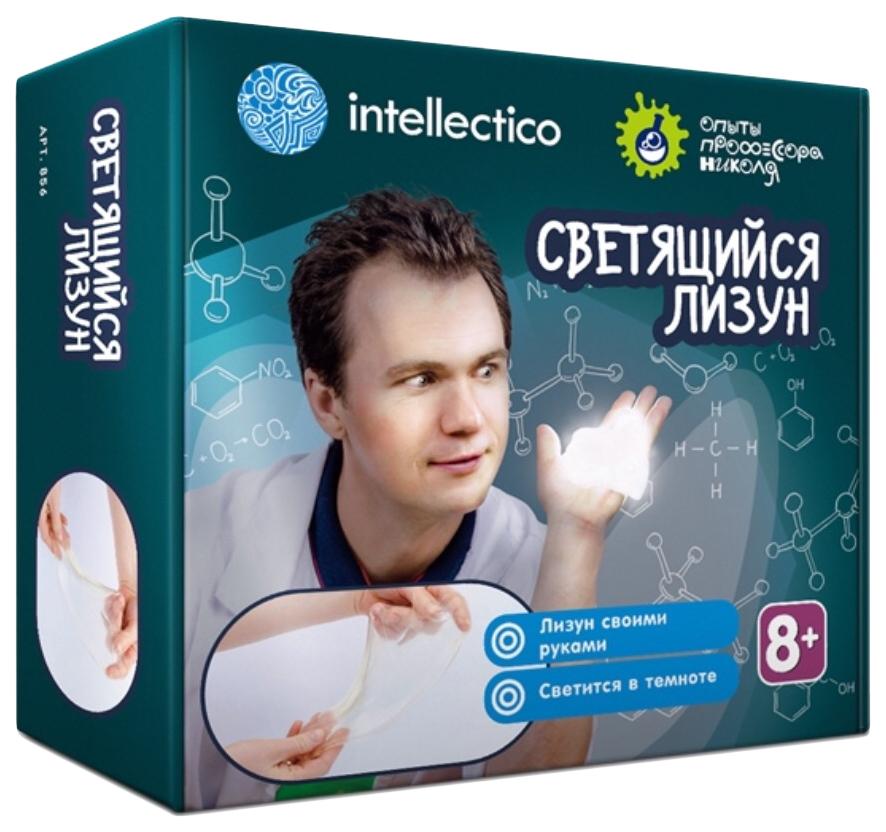 Купить Игровой набор Intellectico Опыты профессора Николя 856, Игровые наборы