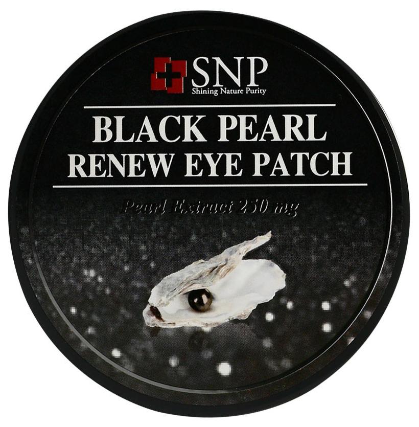 Купить Патчи для глаз SNP Black Pearl Renew Eye Patch 60 шт