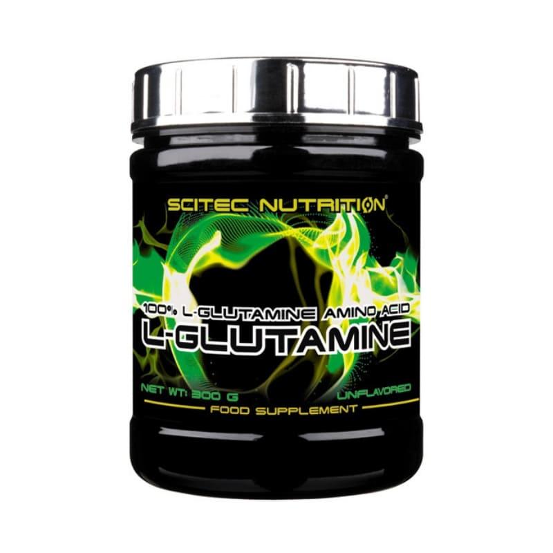 Scitec Nutrition L Glutamine 300 г без вкуса