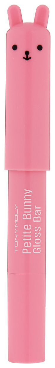 Блеск для губ Tony Moly Petite Bunny Gloss Bar Персик 2 г