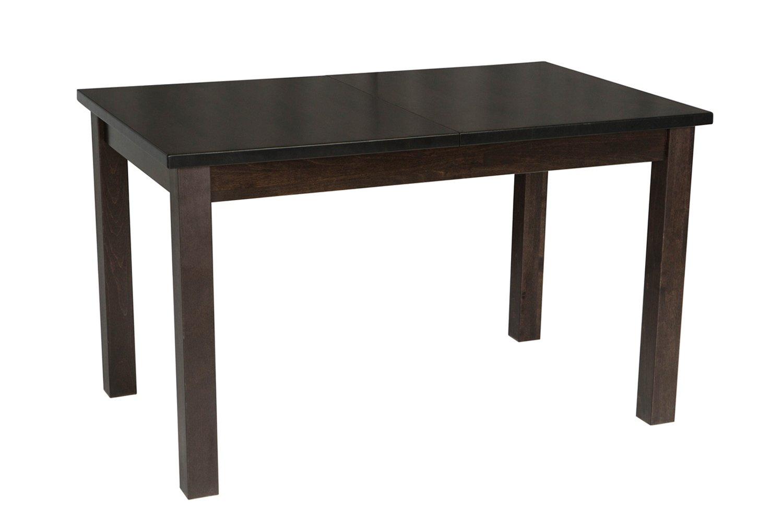 Кухонный стол Hoff 75х130х80 см, коричневый