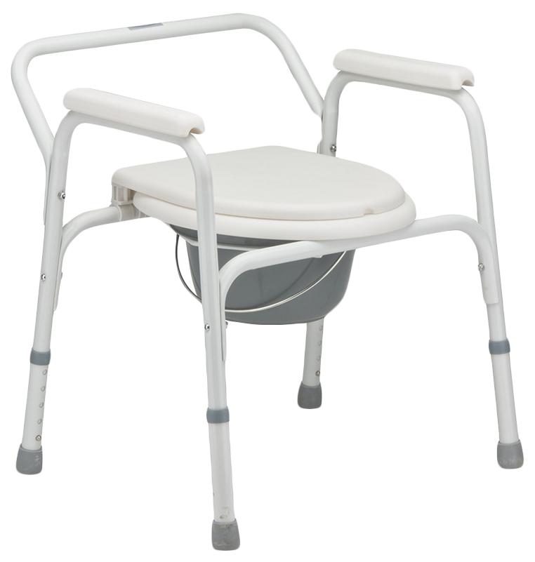 Кресло туалет Армед FS810 с санитарным оснащением